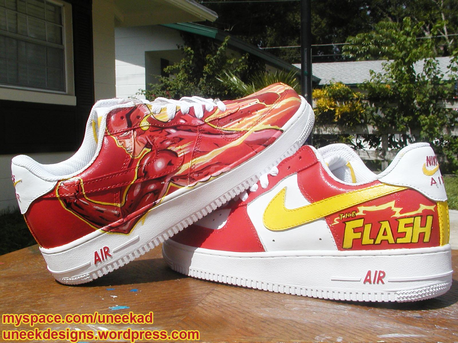 nike air force 1 flash